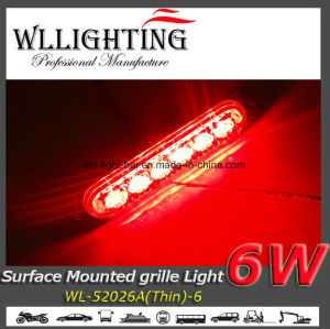 Ultra Thin 6 LED Surface Mount Lighthead pictures & photos