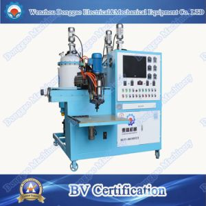 Automatic Polyurethane Filter Sealing Strip Gluing Machine pictures & photos