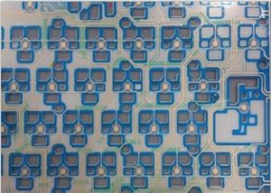 Electronic Rigid Flexible Printed Circuit Board RoHS with Silk Screen Printed pictures & photos