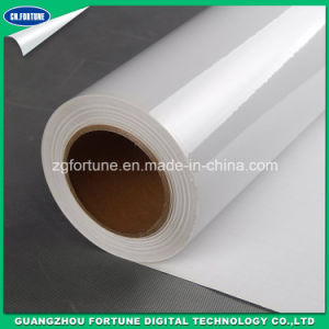 White Back Double Side Self Adhesive Film pictures & photos
