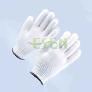 2017 New 10 Gauge Working Industrial Knitted Gloves Safety Gloves Cotton Gloves pictures & photos