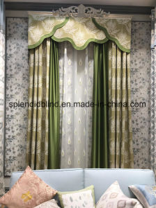 Home Fabric Blinds Windows Quality Windows Curtain Blinds pictures & photos