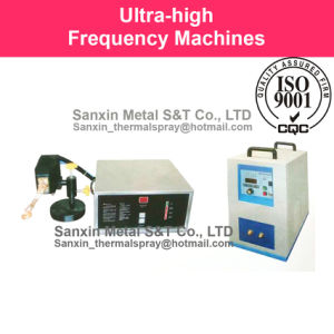 Ultra-High Frequency Heating Equipment for Welding Thermal Spray Coating Smelting Metallizing Bending Forging Processes