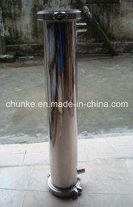 Stainless Steel RO Membrane Housing Series for Water Treatment Plant pictures & photos