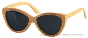Cheap Wholesale 2017 New Custom Handmade Bamboo Sunglasses pictures & photos