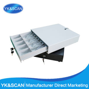 Yk-405c Stainless Steel Cash Drawer with 5 Coin and Bill Slots pictures & photos