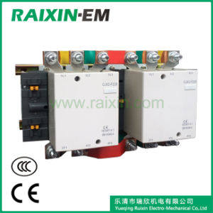 Raixin Cjx2-F225n Mechanical Interlocking Reversing AC Contactor pictures & photos