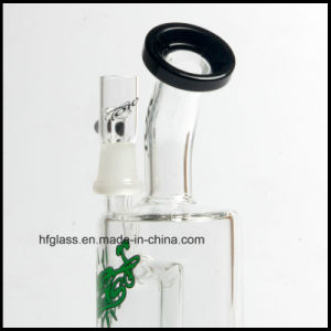 Hfy Glass Toro Water Smoking Pipe Diffused Fixed Stem Oil Rig Dabs Bubbler Hookah Heady Waterpipes Factory Wholesale pictures & photos