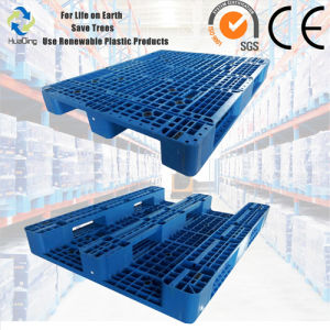 Heavy Duty Rack 1 Ton Plastic Pallet pictures & photos