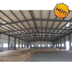 Prefabricated House Steel Structure and Durable Warehouse pictures & photos