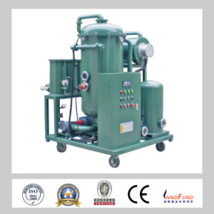 Lubricant Oil Vacuum Dehydration Plant pictures & photos