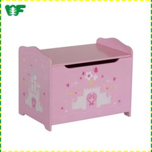China Wholesale Kids Wooden Toy Box pictures & photos