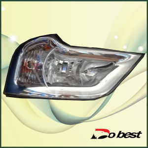 Bus Headlight for Benz Travego pictures & photos