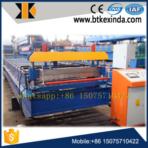 C10 Metal Roofing Sheet Roll Forming Machine pictures & photos