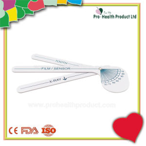 Material Plastic Three Phase Angle Medical Tumor Ruler pictures & photos
