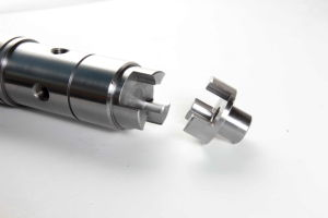 CNC Machining Part Shaft & Connector pictures & photos