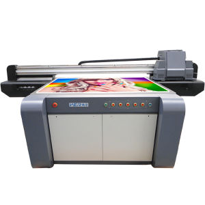 Wer Large Format UV Flatbed Printer for Wood pictures & photos