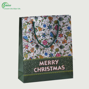 Customized Paper Bag for Gift (KG-PB011)