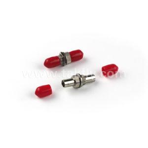0.1dB Single Mode Simplex St Fiber Optic Adapter pictures & photos