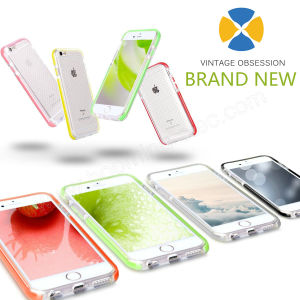 Wholesale First Class Bumper Clear Case for iPhone-7-Plus pictures & photos