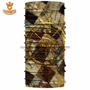 Popular Factory Wholesale Custom Colorful Printing Polyester Bandana pictures & photos
