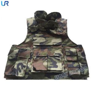 Full Guard Ballistic Protective Vest Bullet Proof Jacket pictures & photos