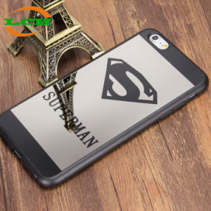 Cartoon Electroplating Mirror TPU Phone Case for iPhone pictures & photos