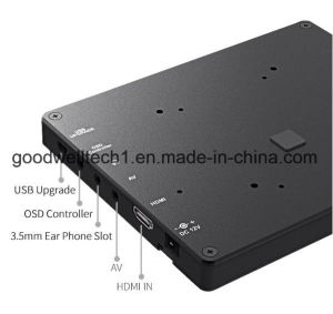 """Support 4k HDMI Input 7""""Camera Monitor with Battery Plate pictures & photos"""