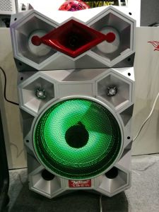Trolley Speaker PA Battery Speaker Bluetooth Speaker pictures & photos