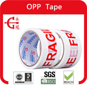 ISO Certificate OPP BOPP Adhesive Tape Packing Tape pictures & photos