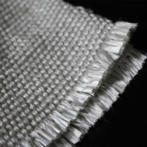 High Temperature Resistant Fireproof Stainless Steel Wire Insert Fiberglass Cloth pictures & photos