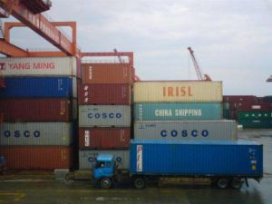 Ningbo/China Truck Logistics Container Shipping to Doha Bandar-Abbas pictures & photos