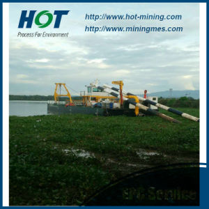 Good Quality Hydraulic 14 Inch Cutter Suction Sand Dredger pictures & photos