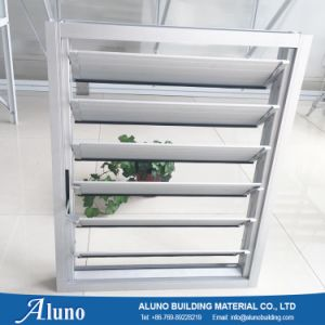 Good Aluminum Blade Louver Shutter Jalousie Window pictures & photos