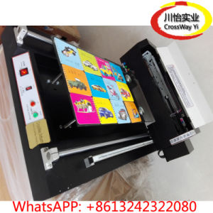 DTG Tshirt Printer with White Color Direct Printing pictures & photos