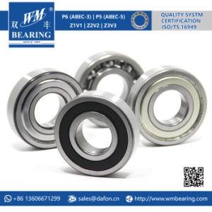 6307 2RS Low Friction Sealed Deep Groove Ball Bearing pictures & photos