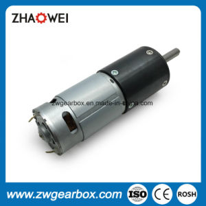 Customized 4-40mm Permanent Magnet Planetary Gearbox DC Gear Motor pictures & photos