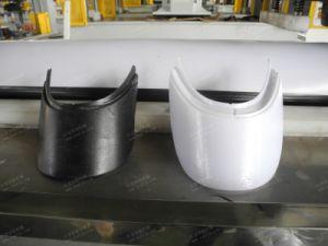 Hat Brim Hydraulic Gantry Moving Die Cutting Press pictures & photos