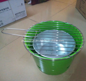 Bucket/Charcoal BBQ Grills, Outside Barrel Supplier pictures & photos