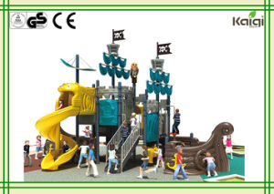 Updated Outdoor Playground Pirate Ship Series Kq60042A pictures & photos