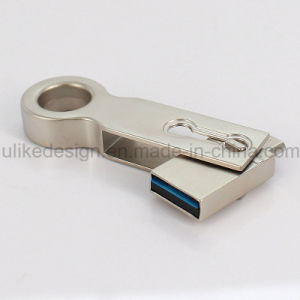3.0 OTG USB Flash Metal DIY Packing Stable Quality Hot Sale (3.0 OTG-105) pictures & photos