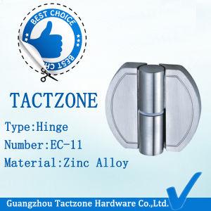 Golden Supplier Hot Zinc Alloy Toilet Partition Hardware Ordinary Door Hinge pictures & photos