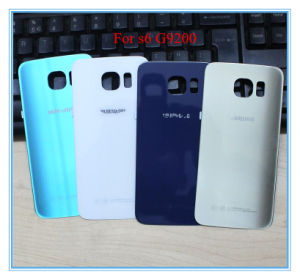 Mobile Phone Screen Back Cover Housing for Samsung S6 Edge G9250 pictures & photos