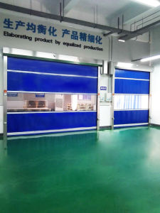 Automatic Rapid Rolling Door for Food Industry pictures & photos