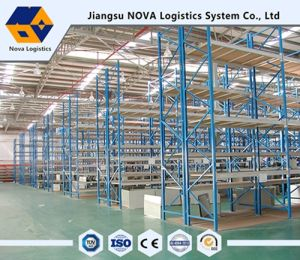 Selective Warehouse Racking with High Density pictures & photos