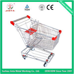 Ce Approved Factory Direct Asian Style Shopping Cart pictures & photos