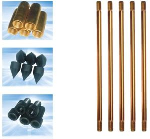 Black Iron Earth Rod Driving Stud pictures & photos