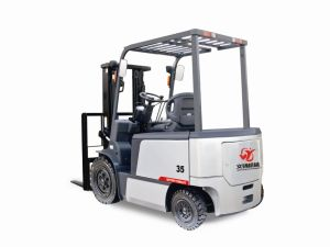 3.5ton with Ce Certificate Battery Forklift Truck Electric Forklift pictures & photos