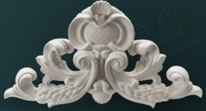 Fire-Proof Decorative Carvings Polyurethane Exotic Ornaments pictures & photos