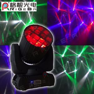 Party Stage DJ Disco Bar 12LEDs 10W RGBW 4in1 Effect LED Beam Moving Head Light pictures & photos
